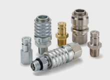 TUBE FITTINGS FOR INSTRUMENT CONTROL EQUIPMENT